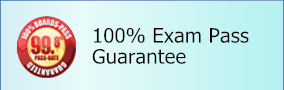 100% exam pass guarantee